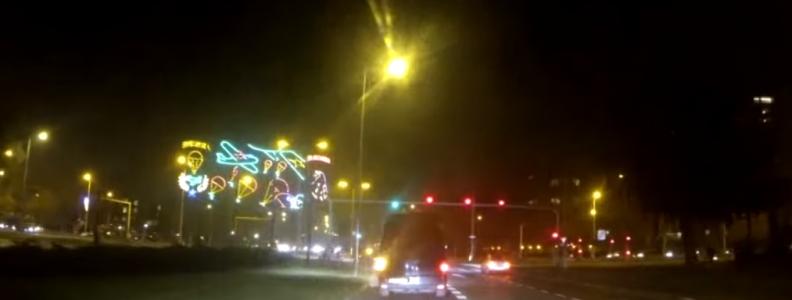 De complete Lichtjesroute Eindhoven in drieënhalve minuut!